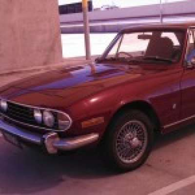 Triumph Stag - Electric